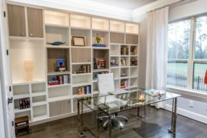 Custom Home Office In Miami - Miami Custom Home Office