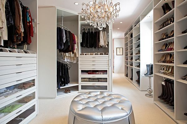 Modern Walk-in Closets – A Storage Must