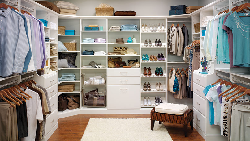 The Benefits Of A Custom Closet In Miami
