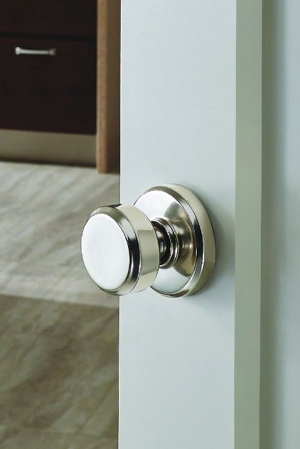 Do Your Doorknobs Need to Match?