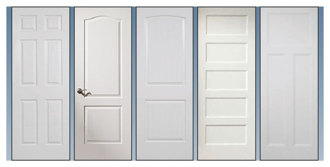 How to Choose Between Different Door Styles - Fort Lauderdale Interior Doors