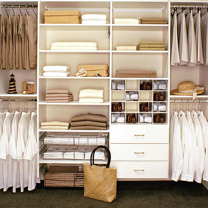 Do It Yourself Closet Organizers | Miami Closet Organizers