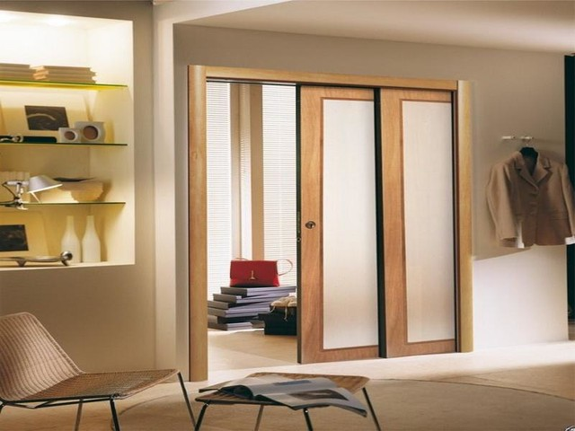 separation shoes f170a 8f320 Sliding Doors vs Normal Doors | Interior Doors | Interior ...
