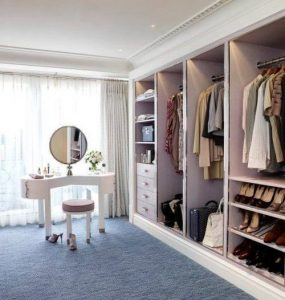 Four Tips For The Perfect Walk In Closet Miami
