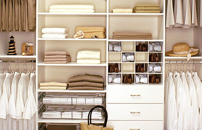 Do It Yourself Home Decorating Ideas: Do It Yourself Closet Organizers
