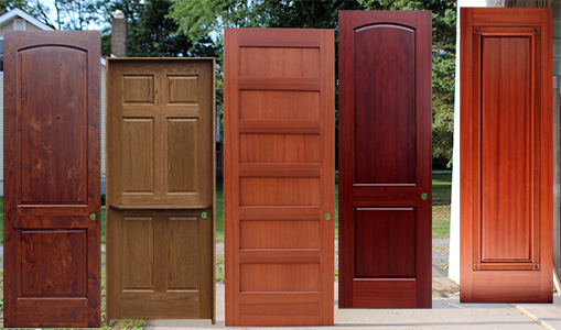 Why Choose a Wood Interior Door - Miami Doors & Closets
