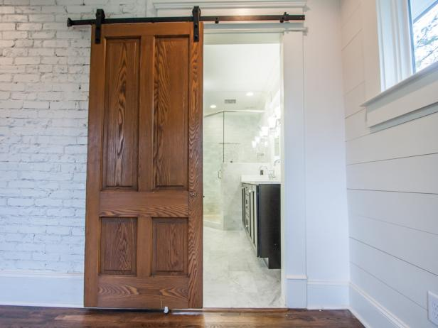 How to Choose and Install a Sliding Barn Door - Interior Doors Miami